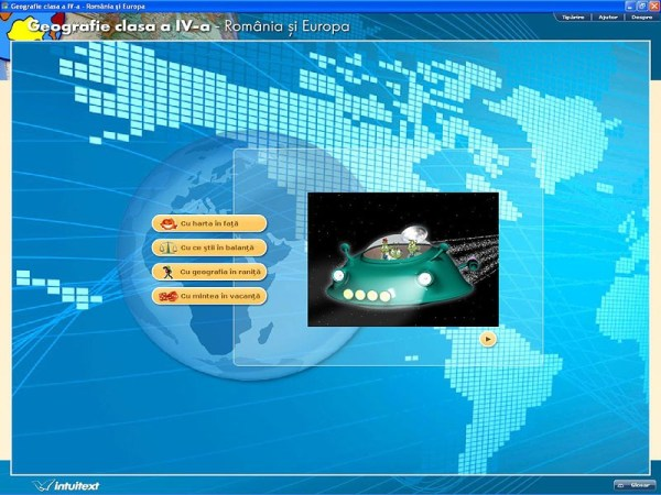 Geografie clasa a IV-a - Romania si Europa 6