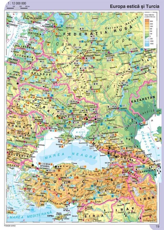 Atlas geografic scolar 6
