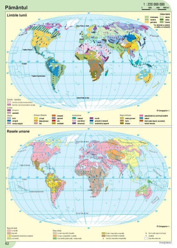 Atlas geografic scolar clasele 5-8 4