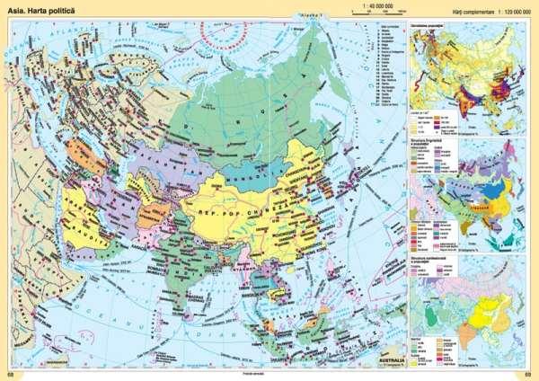 Atlas geografic scolar clasele 9-12 5