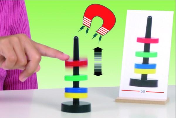 Joc levitatia magnetica 6