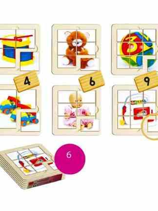 Jucarii - puzzle