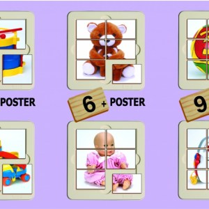 Jucarii - puzzle 6