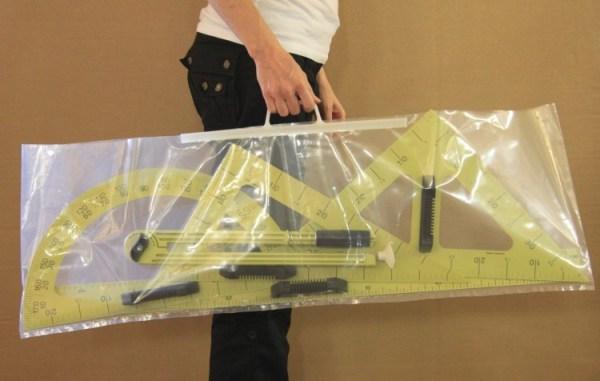 Set instrumente Magnetice pentru tabla LINEX 16