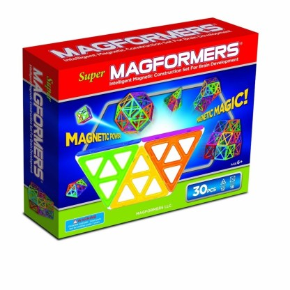 SUPER Magformers - set 30 piese
