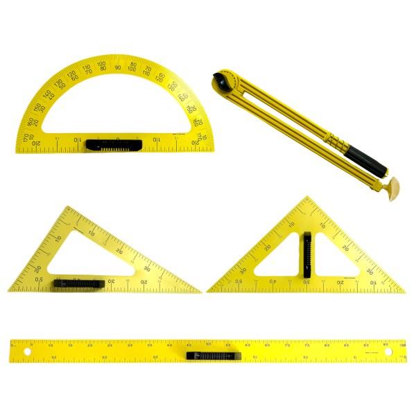 Set instrumente pentru tabla LINEX 3