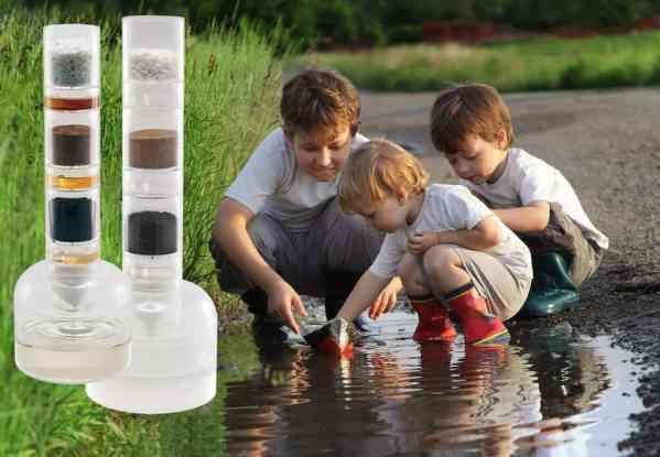 Set purificarea apei 6