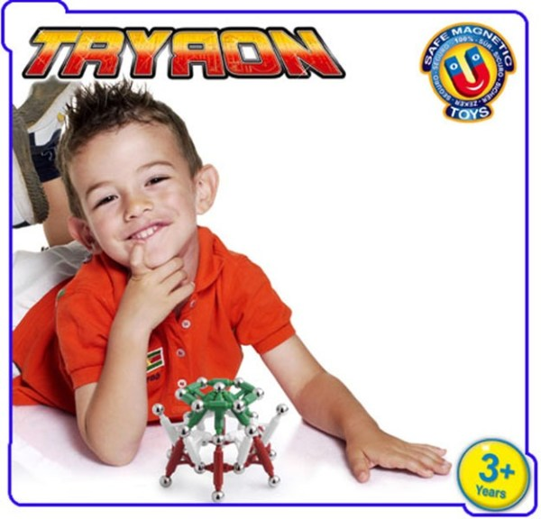 Tryron magnetic 175 piese 5