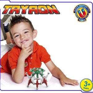 Tryron magnetic 175 piese 20
