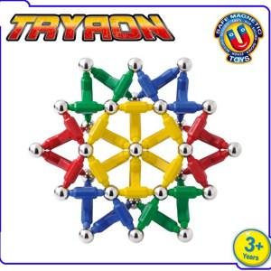 Tryron magnetic 175 piese 21