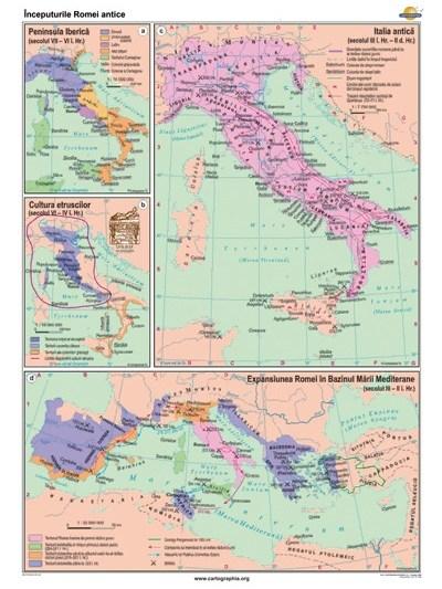 Inceputurile Romei antice