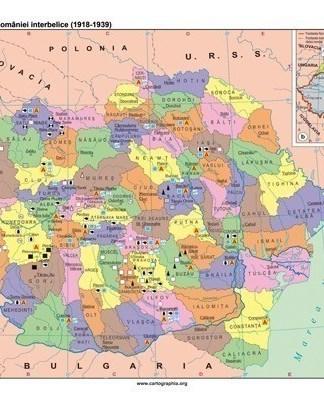 Dezvoltarea economica a Romaniei interbelice (1919-1938)