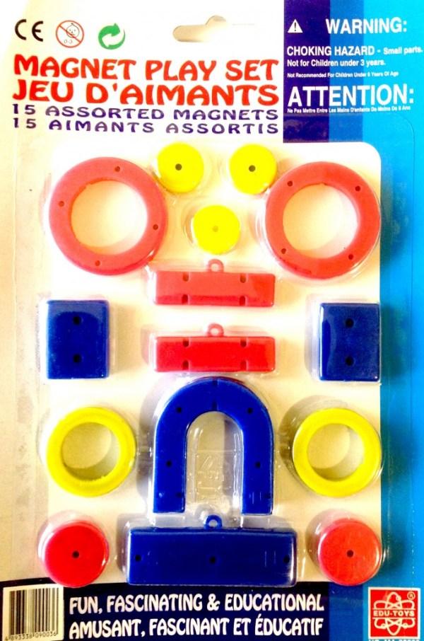 Magneti colorati 4