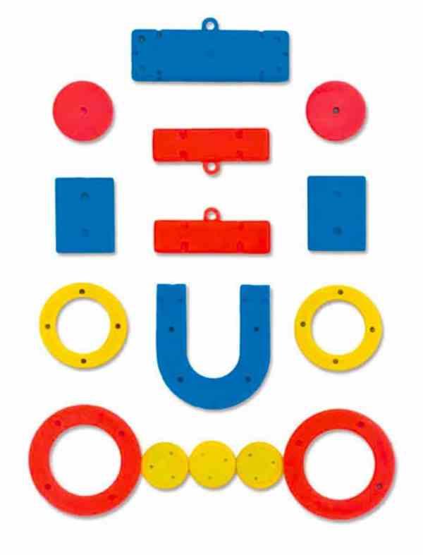 Magneti colorati 3