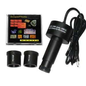 Camera video pentru microscop 1,3 MP 8