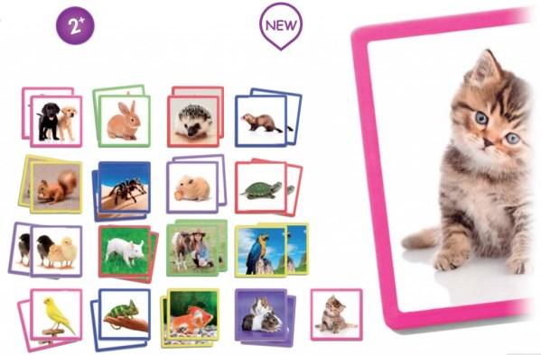 Animale - Jocul memoriei 5