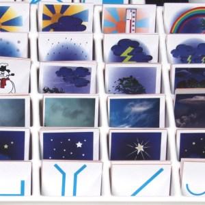 Set simboluri meteo magnetice 7
