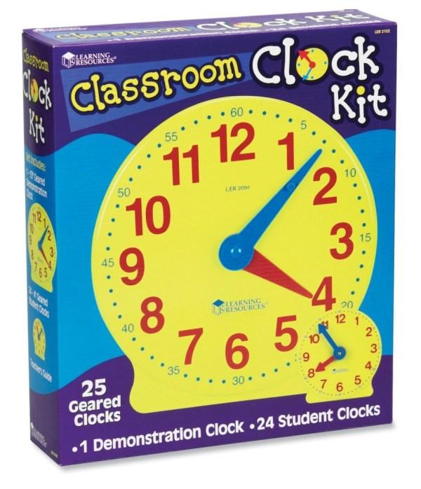 Set ceasuri pentru clasa 6