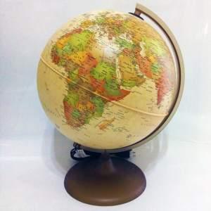 Glob geografic pamantesc iluminat Discovery 11