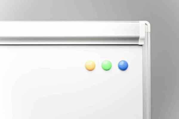 Flipchart whiteboard magnetic 7