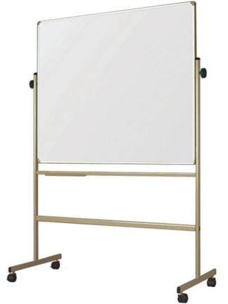 Whiteboard magentic rotativ cu doua fete