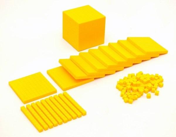 Decimetru cub demontabil 3