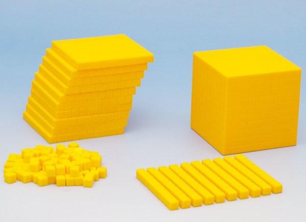 Decimetru cub demontabil 5