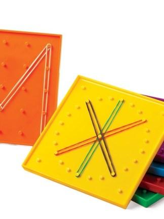 Table universale pentru figuri geometrice plane