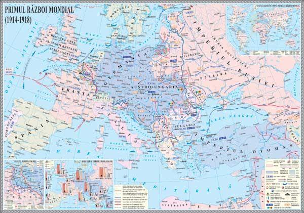 Primul razboi mondial (1914-1918) 2
