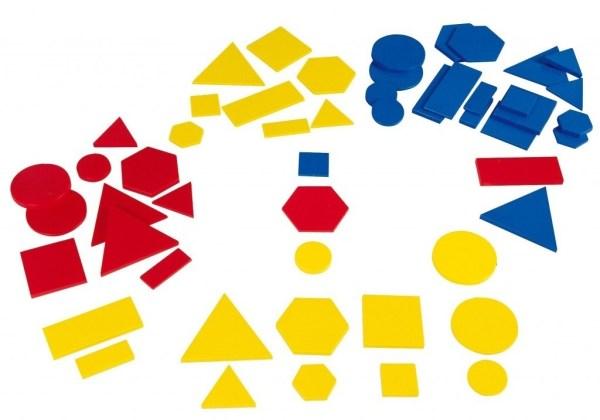Forme geometrice din plastic 4