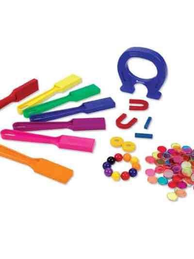 Kitul clasei cu jucarii magnetice