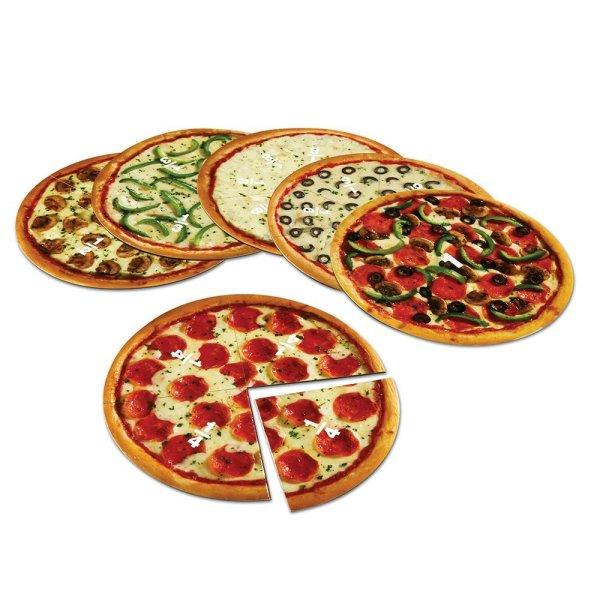 Pizza fractiilor cu magneti 3