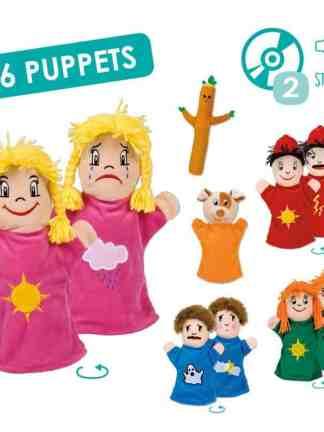Marionete cu doua fete - Emotii