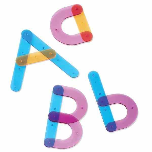 Sa construim alfabetul 13