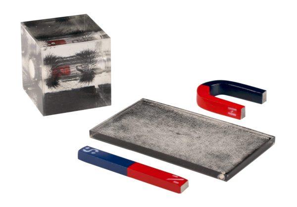 Set dispozitive pentru spectrul magnetic in plan si tridimensional 7