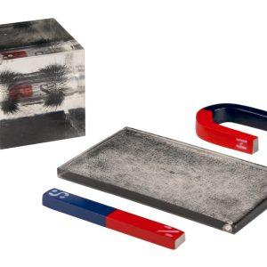 Set dispozitive pentru spectrul magnetic in plan si tridimensional 17