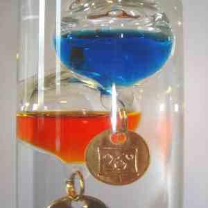 Termometru analogic Galileo Galilei 9