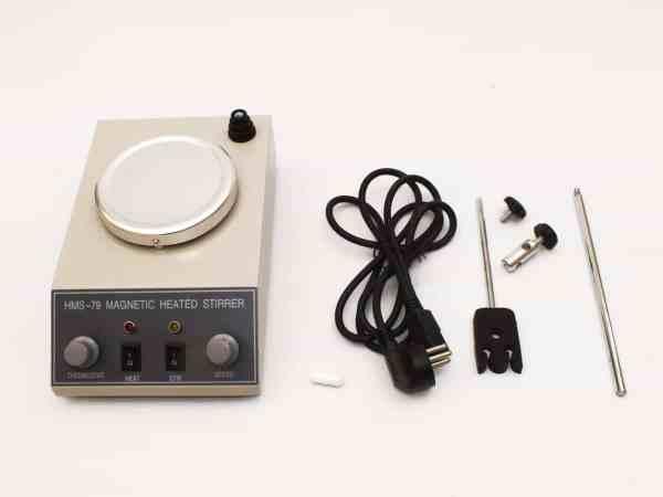Agitator magnetic cu incalzire 3