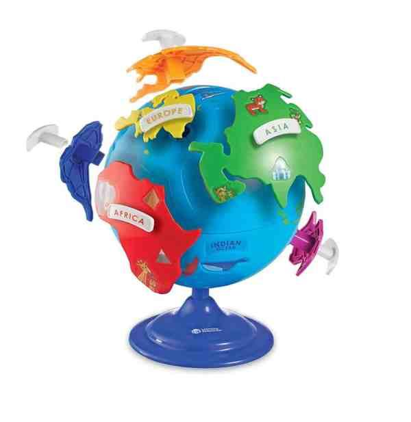 Primul meu glob pamantesc 10
