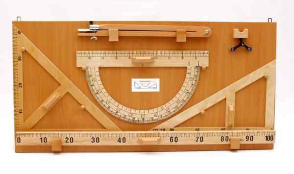 Instrumente pentru tabla pe suport - lemn 3