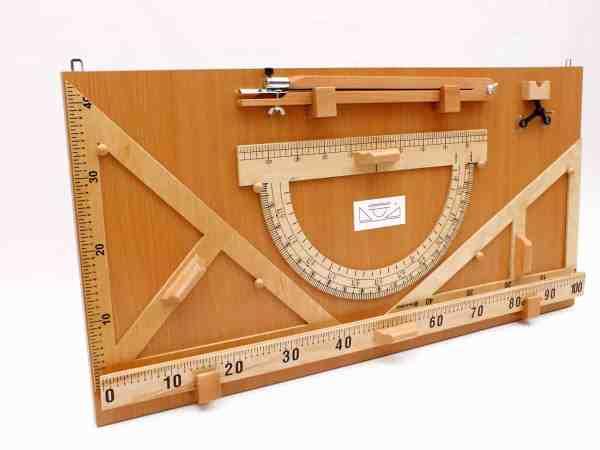 Instrumente pentru tabla pe suport - lemn 4
