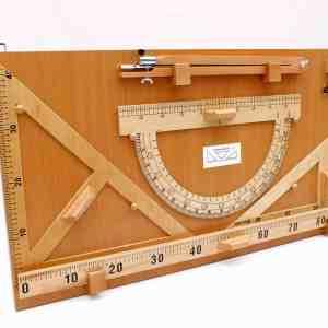 Instrumente pentru tabla pe suport - lemn 10