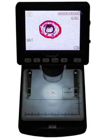 Microscop digital DTX 500 LCD