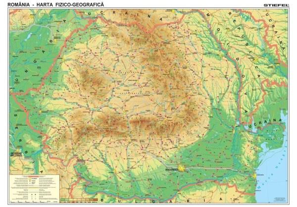 Harti Fizico - Geografice - Pachet Promotional 4
