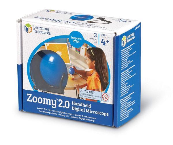 Microscop digital portabil Zoomy™ 2.0 7