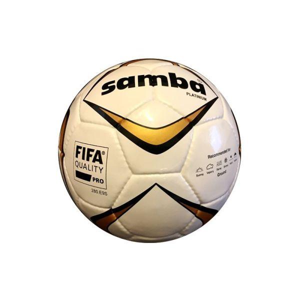 Minge fotbal Samba Platinium Gold 3