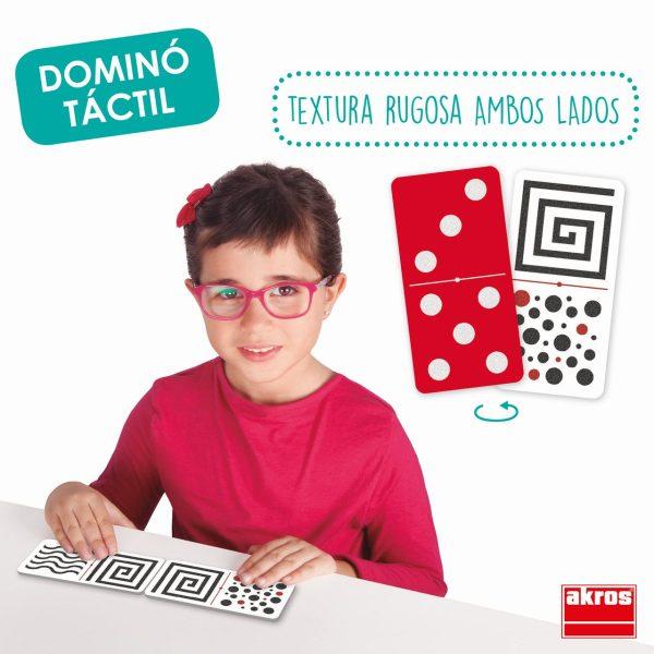 Domino tactil - vizual 4