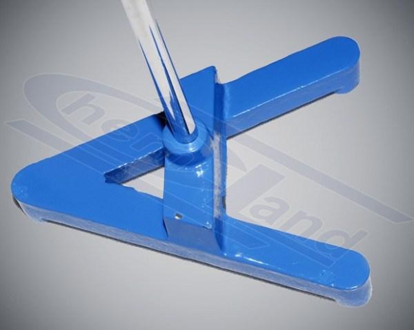 Stativ platforma cu bara - talpa unghiulara forma A 3
