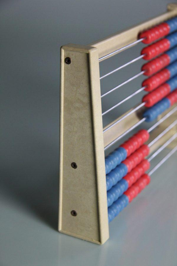 Numaratoare din lemn cu 100 de bile 5