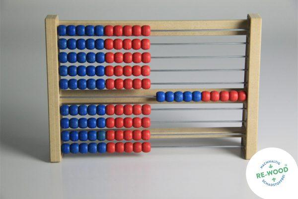 Numaratoare din lemn cu 100 de bile 6